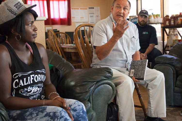 A Way Home Washington's Executive Director Speaks with KOMO News Radio