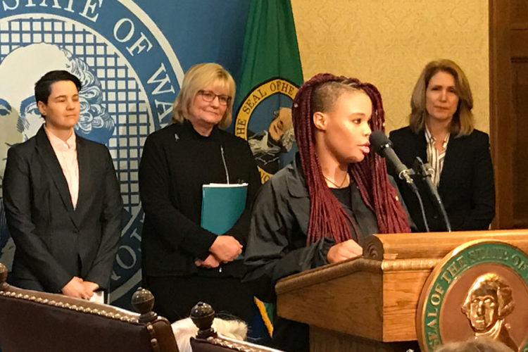 A Roadmap to Prevent & End Youth Homelessness in Washington State